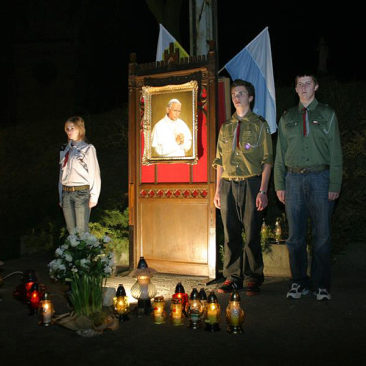 2. rocznica odejścia Jana Pawła II