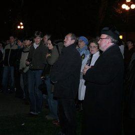 2. rocznica odejścia Jana Pawła II, 2 kwietnia 2007 r.
