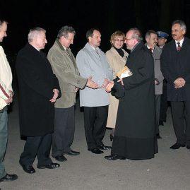 67. rocznica zbrodni katyńskiej, 13 kwietnia 2007 r.
