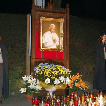 3. rocznica odejścia Jana Pawła II