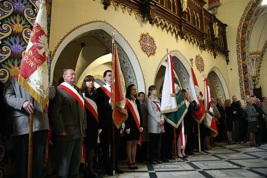 Uroczystość NMP Królowej Polski, 3 maja 2010 r.