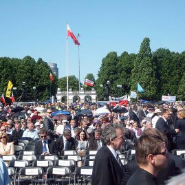 Beatyfikacja ks. Jerzego Popiełuszki, 6 czerwca 2010 r.