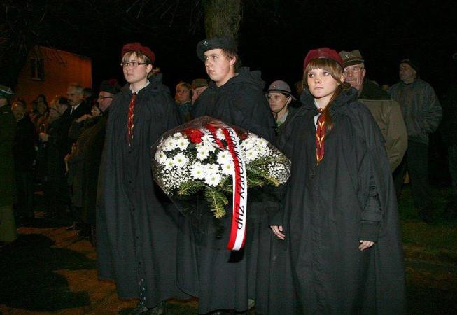 Święto Niepodległości, 1 listopada 2010 r.