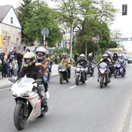 10. Ciechanowskie Otwarte Spotkanie Motocyklowe, 17 maja 2014 r.