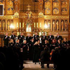 Święto Niepodległości - koncert Sine Nomine, 1 listopada 2014 r.