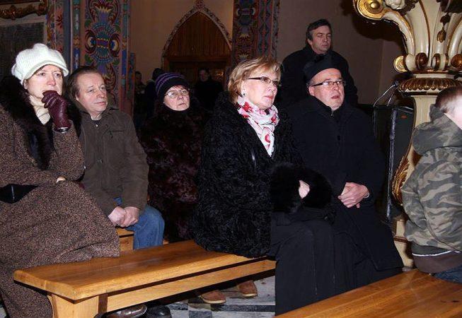 Koncert chórów, 24 stycznia 2010 r.