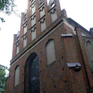 Kościół farny, 16 czerwca 2010 r.