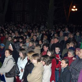 3. rocznica odejścia Jana Pawła II, 2 kwietnia 2008 r.