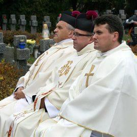 Uroczystość Wszystkich Świętych, 1 listopada 2009 r.