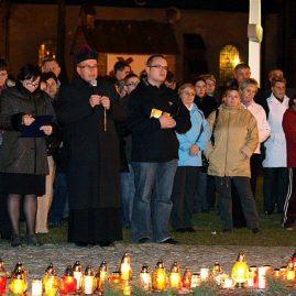 5. rocznica odejścia Jana Pawła II, 2 kwietnia 2010 r.