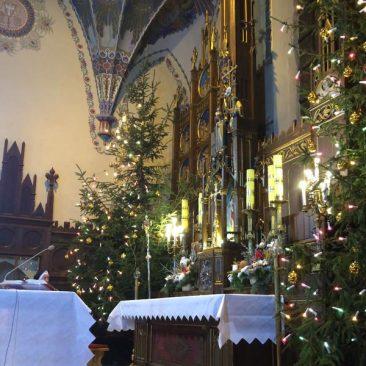 Boże Narodzenie, 25 grudnia 2015 r.