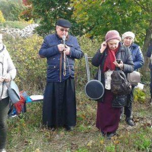 Fara Ciechanów, Różaniec do granic, 7 października 2017 r.