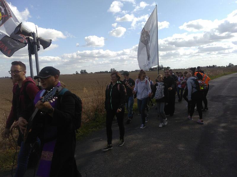 Fara Ciechanów, Pielgrzymka do Rostkowa, 14.09.2019 r.