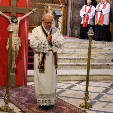 Fara Ciechanów, Wielki Piątek, 10 kwietnia 2020 r.