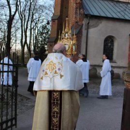 Fara Ciechanów, Rezurekcja, 12 kwietnia 2020 r.