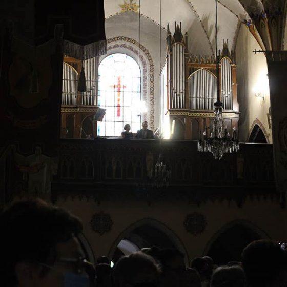 Fara Ciechanów, IV Wieczory Organowe 6 września 2020 r.
