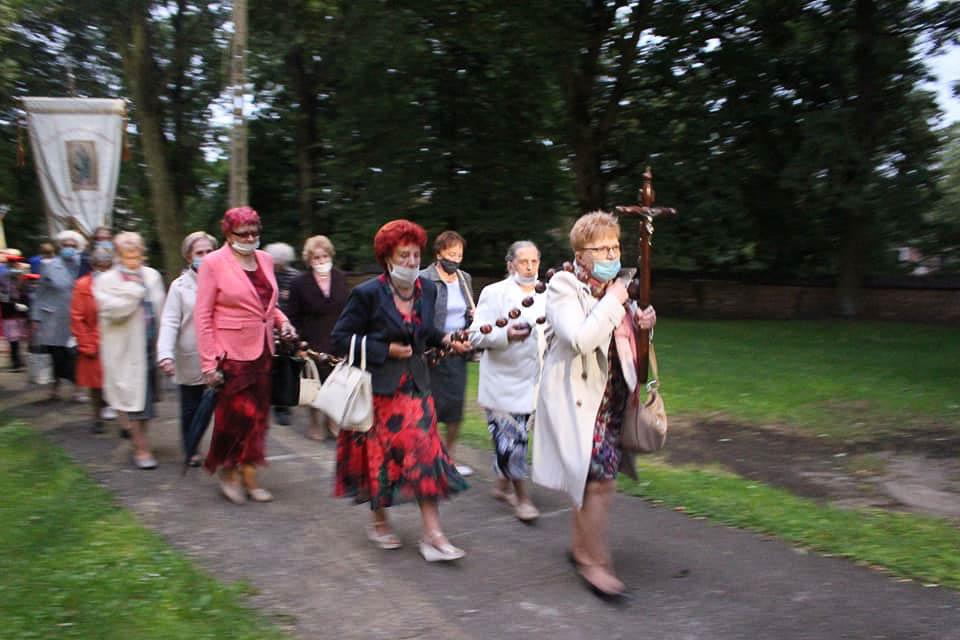 Fara Ciechanów, Odpust w Święto Narodzenia NMP, 8 września 2020 r.